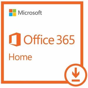 Электронный ключ Microsoft Office 365 Home All Language (6GQ-00084)