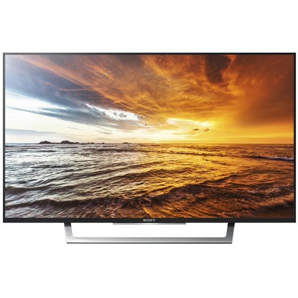 Телевизор Sony KDL32WD756BR черного цвета