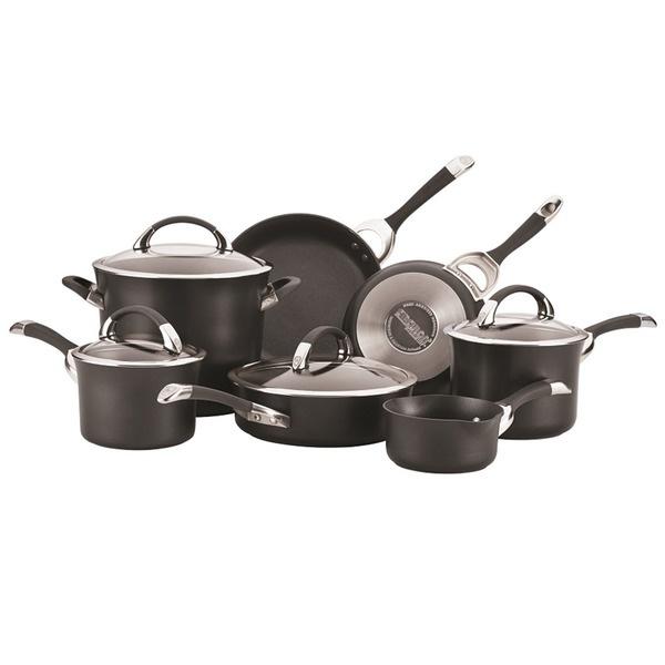 Купить Набор посуды Набор посуды Circulon Symmetry 87376, Набор посуды Symmetry 87376