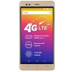 Смартфон Prestigio Grace R5 LTE, Gold (PSP5552DUOGOLD)