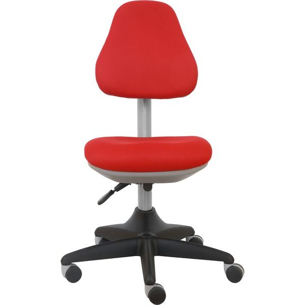 Компьютерное кресло Бюрократ KD-2 красный  - купить со скидкой
