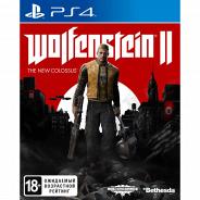 Wolfenstein II: The New Colossus PS4, русская версия