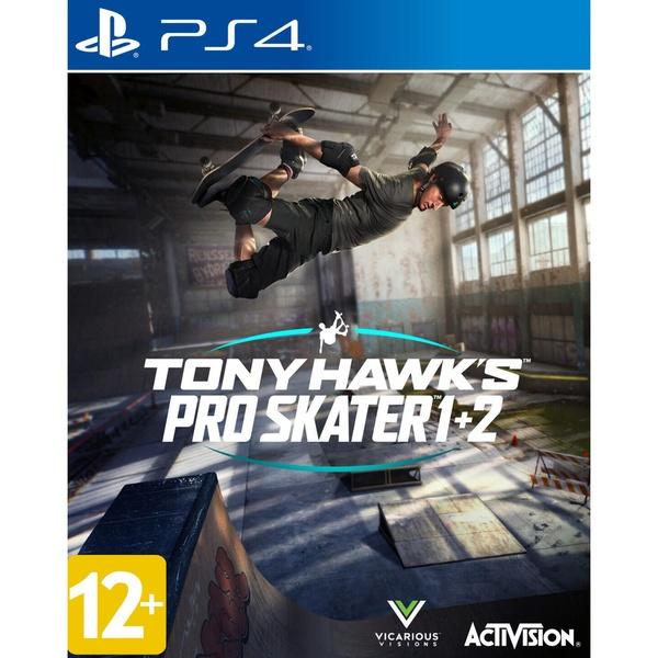 Tony Hawks Pro Skater 1/2 PS4, английская версия Sony
