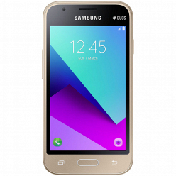 Смартфон Samsung Galaxy J1 mini prime SM-J106F DS gold