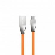 Red Line Smart High Speed USB-microUSB, оранжевый
