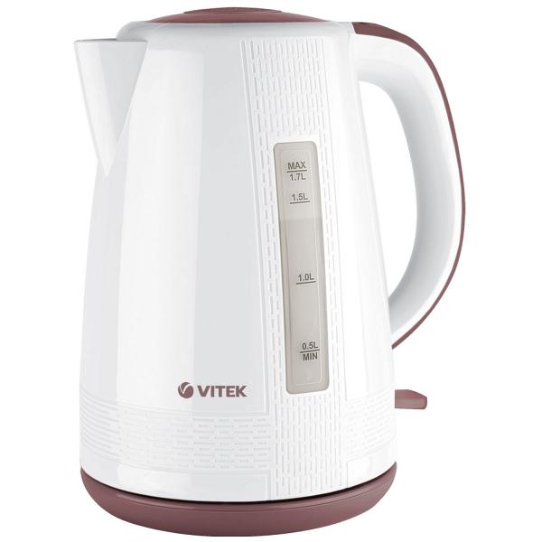 Купить Чайник Vitek VT-7055, белый