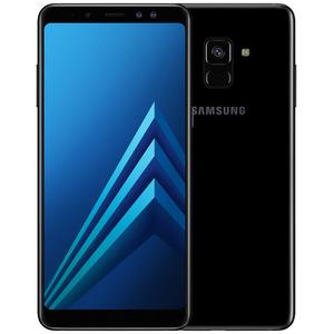 Смартфон Samsung Galaxy A8+ SM-A730F black