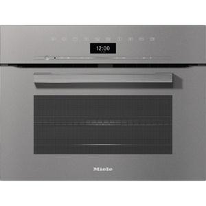 Духовой шкаф Miele H7440BM GRGR графитовый серый