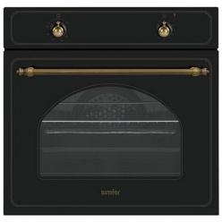Газовый духовой шкаф Simfer B6GL12001