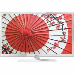 Телевизор Akai LEA-24B53W white