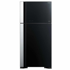 Зеркальный холодильник Hitachi R-VG 662 PU7 GBK