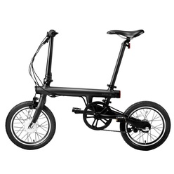 Электровелосипед Xiaomi MiJia QiCycle Folding Electric Bike Black