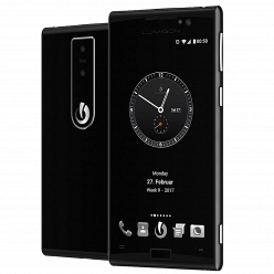 Смартфон Lumigon T3 Standart Steel Black
