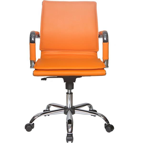 Компьютерное кресло Бюрократ CH-993-Low оранжевый фото
