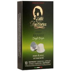 Капсулы для кофемашин Don Cortez BRASILE