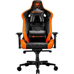 Компьютерное кресло Cougar ARMOR-TITAN-BO Black/Orange