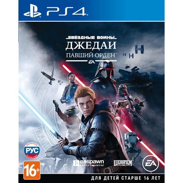 Звездные Войны Джедаи: Павший Орден PS4, русская версия Sony Звездные Войны Джедаи: Павший Орден, русская версия
