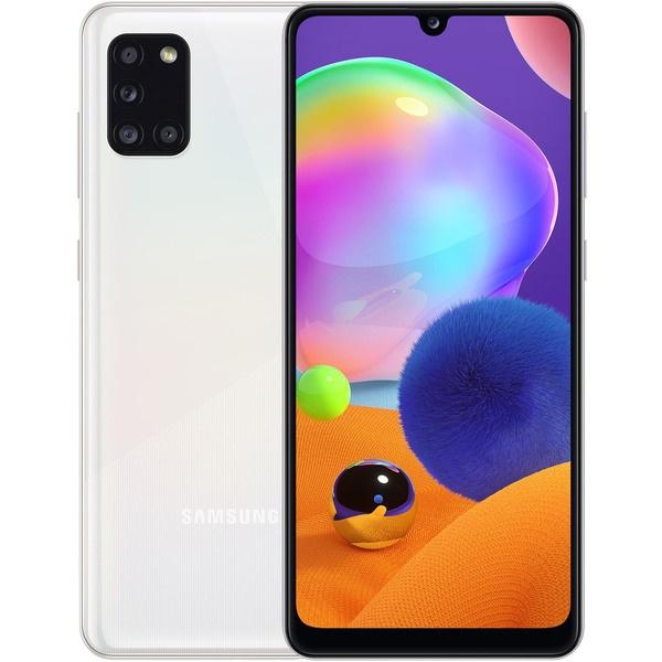 Смартфон Samsung Galaxy A31 128 ГБ белый фото