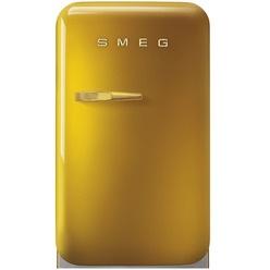 Холодильник глубиной 55 см Smeg FAB5RGO