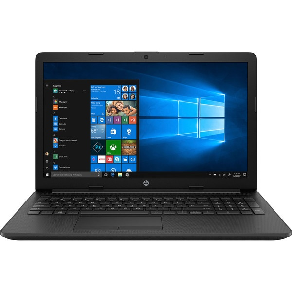 Ноутбук HP 15-db1120ur Black (8KM09EA)