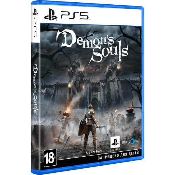 Demon's Souls PS5, русские субтитры Sony