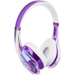 Наушники Monster DiamondZ On-Ear 137016-00 Purple and White