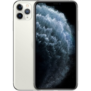 Смартфон Apple iPhone 11 Pro Max 256GB серебристый