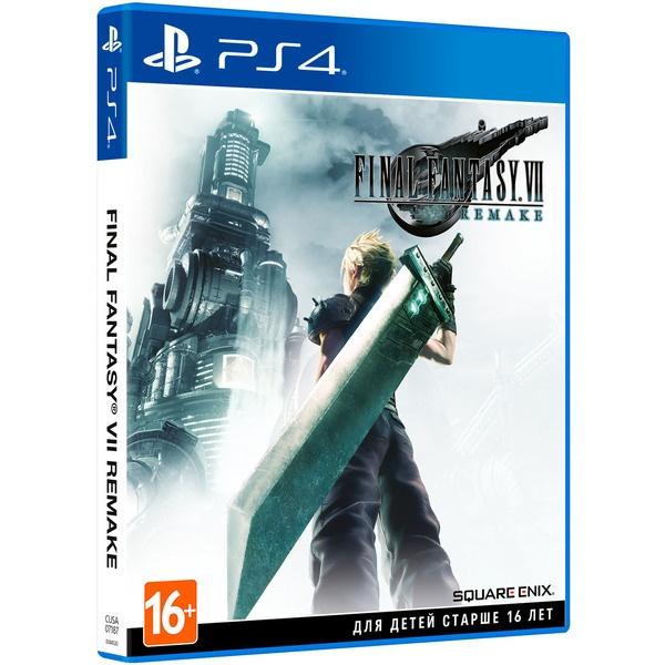 Final Fantasy VII Remake PS4 фото