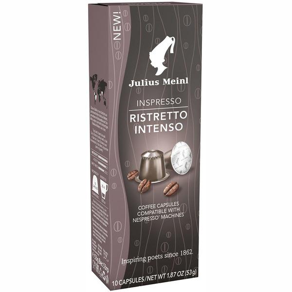 Капсулы для кофемашин Julius Meinl Ristretto Intenso (86576)