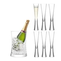 Набор для сервировки шампанского LSA International Moya G1372-00-985
