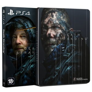 Sony Death Stranding Special Edition PS4, русская версия