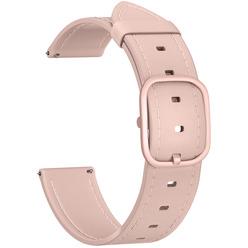 Ремешок для умных часов Lyambda Maia 20 мм, розовый (DSP-02-20)