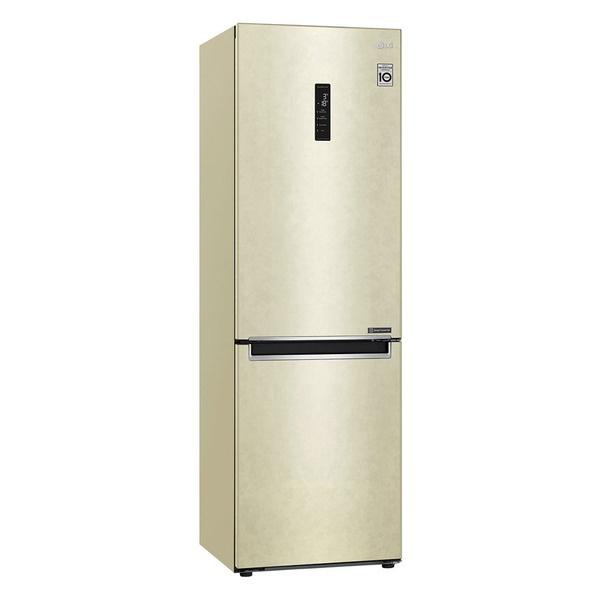 Холодильник LG GA-B459MESL DoorCooling+ фото