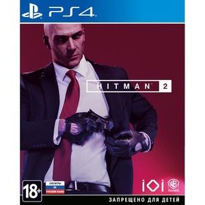 Hitman 2 PS4, русские субтитры