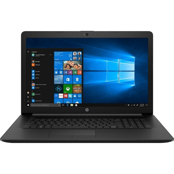 Ноутбук HP 17-ca1033ur Black (8TY65EA)