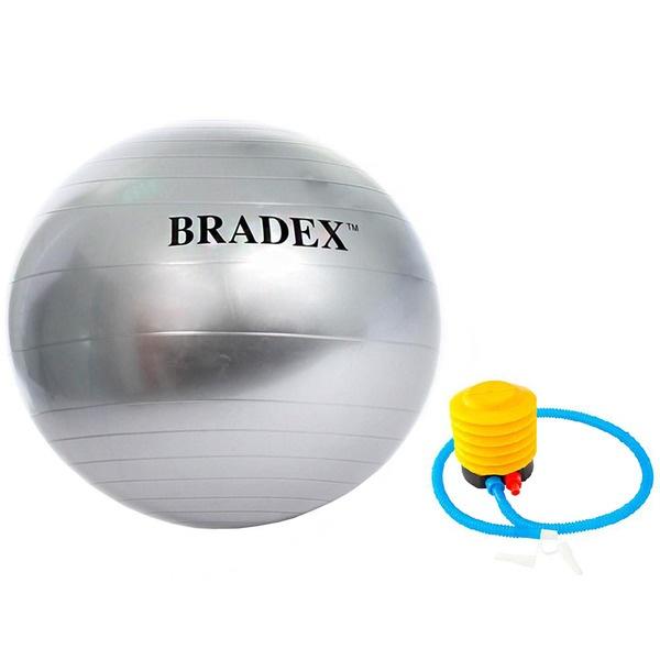 Мяч для фитнеса Bradex SF 0354 с насосом фото