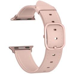 Ремешок для умных часов Lyambda Maia 38/40 мм, розовый (DSP-02-40)