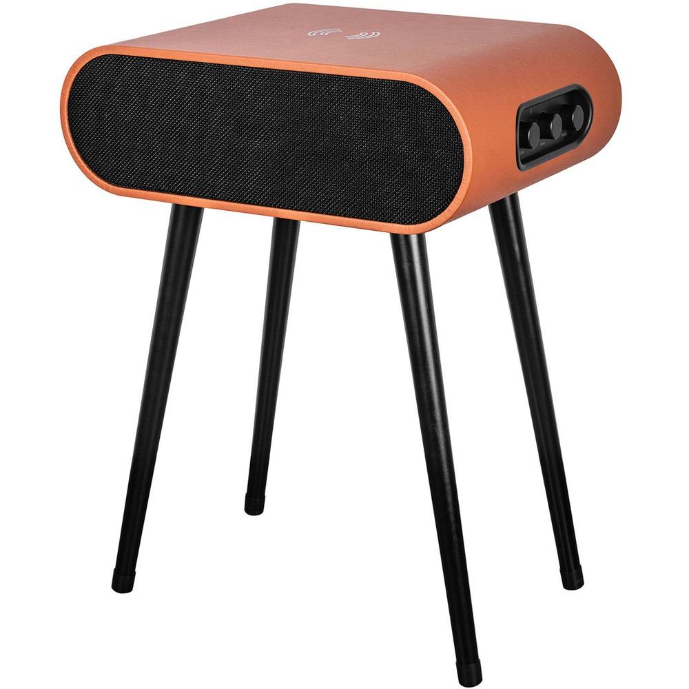 Портативная акустика Rombica Mysound Jazz Brown коричневого цвета