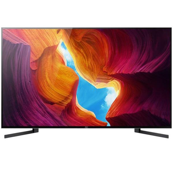 Телевизор Sony KD-85XH9505BR2 (2020) KD-85XH9505BR2 (2020) черного цвета