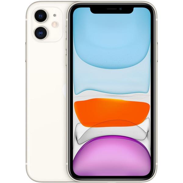 Смартфон Apple iPhone 11 64 ГБ белый фото