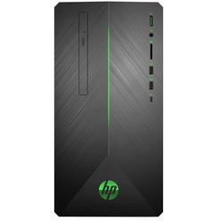 Системный блок HP Pavilion Gaming 690-0008ur Jet Black (4GL26E)