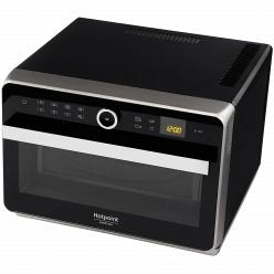 Микроволновая печь с грилем и конвекцией Hotpoint-Ariston MWHA 33343 B