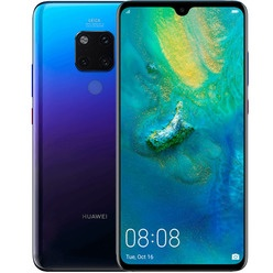 Безрамочный смартфоны Huawei Mate 20 сумеречный