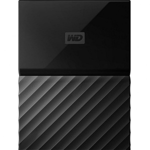 Western Digital My Passport 1TB, black