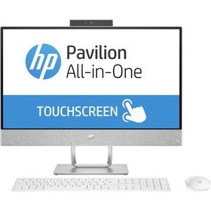 HP Pavilion AiO 24-x002ur White (2MJ26EA)