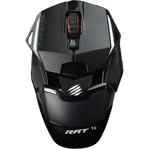 Компьютерная мышь Mad Catz R.A.T. 1 plus черный