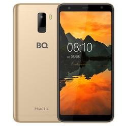 Недорогой смартфон BQ 6010G Practic золотой