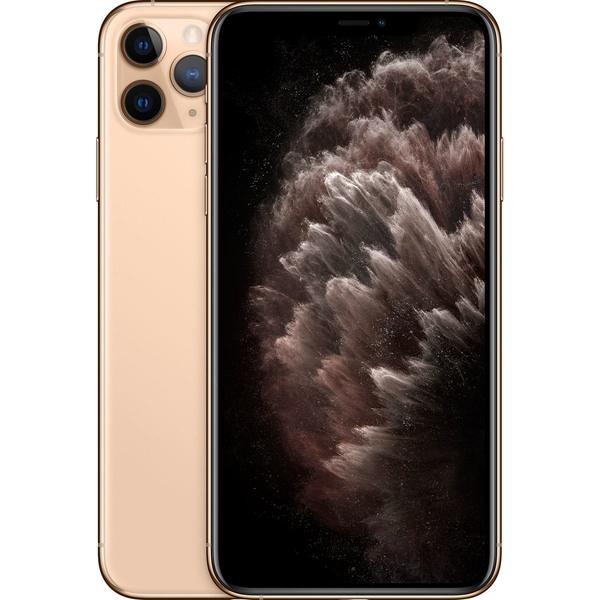 Смартфон Apple iPhone 11 Pro 256 ГБ золотой фото