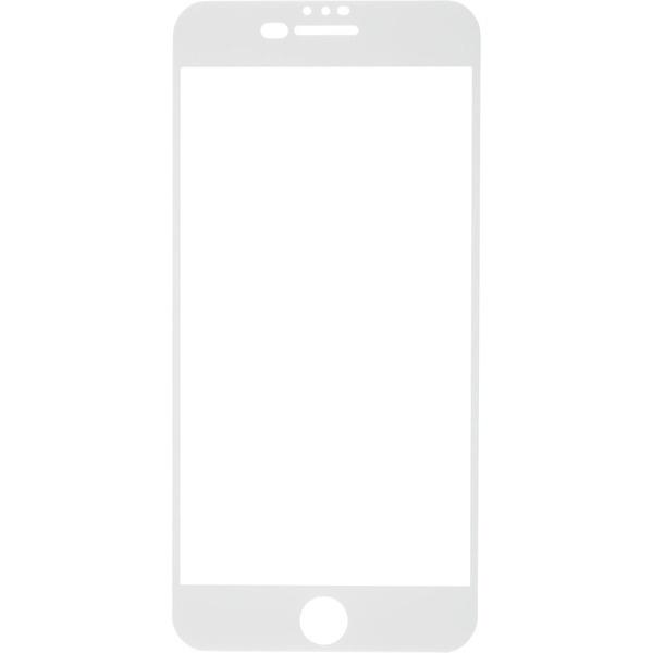 Защитное стекло Red Line Corning Full Screen для iPhone 6 Plus/7 Plus/8 Plus, белое фото