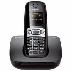 Радиотелефон Gigaset С620 black